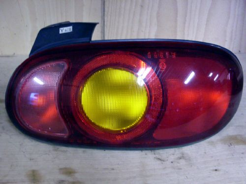 Light unit, rear r/h, MX-5 mk2, with fog light, right hand, NC3051170D, USED